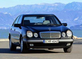Γνωρίζετε τις πρωτιές της Mercedes E-Class W210;