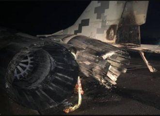 «Πιλότος» έβγαλε ολική MiG-29 με VW Touran!