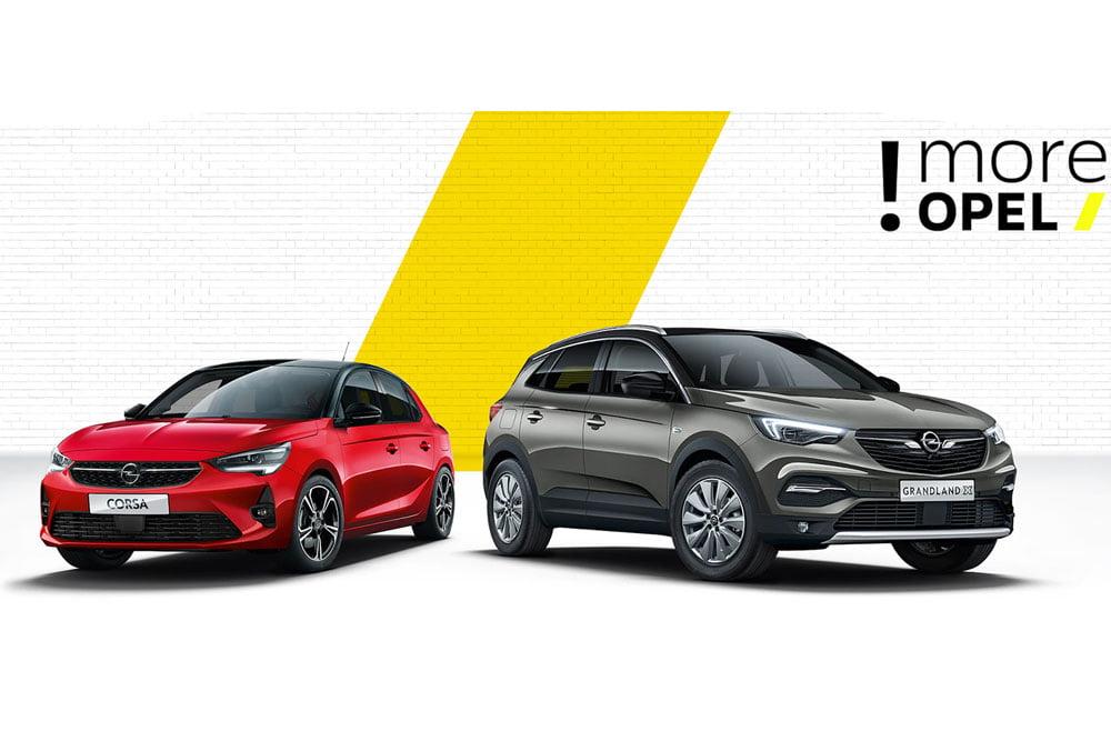 !more Opel με δωρεάν premium εξοπλισμό!
