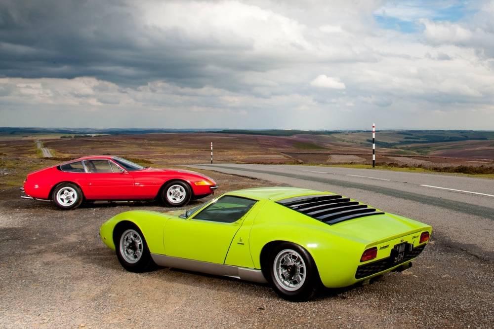 Ποια χώρα φτιάχνει τα ομορφότερα αυτοκίνητα;