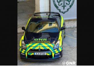 Κατασχεμένο Nissan GT-R σώζει ζωές