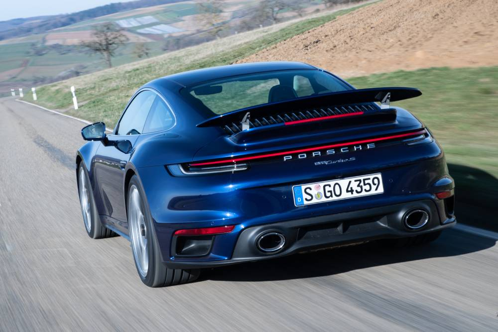 Η τιμή σοκ της Porsche 911 Turbo S στην Ελλάδα