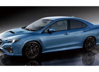 Έρχεται το νέο Subaru WRX!