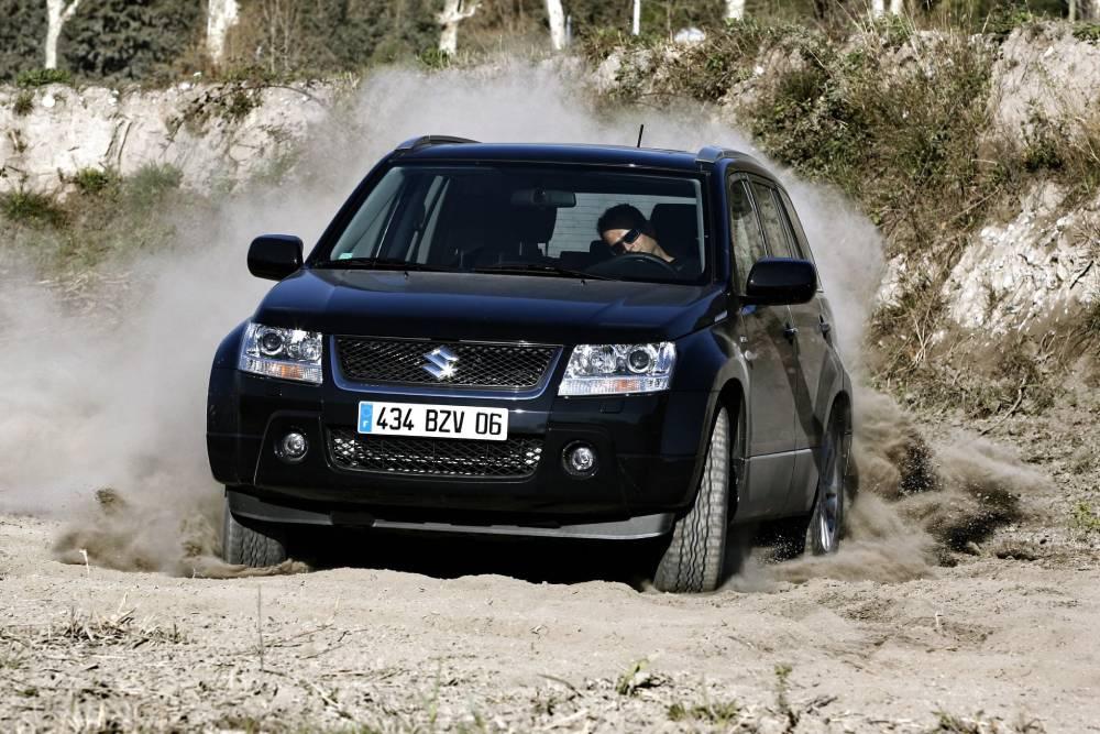 Ποιο ρεκόρ κρατάει το Suzuki Grand Vitara;