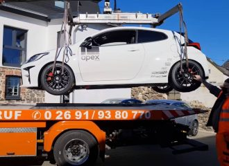 Toyota GR Yaris έκοψε μοτέρ στο Nurburgring