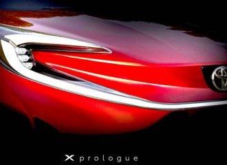Η Toyota προλογίζει το πρώτο της ηλεκτρικό SUV