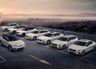 Τα SUV της Volvo «τσεκουρώνουν» σεντάν και station