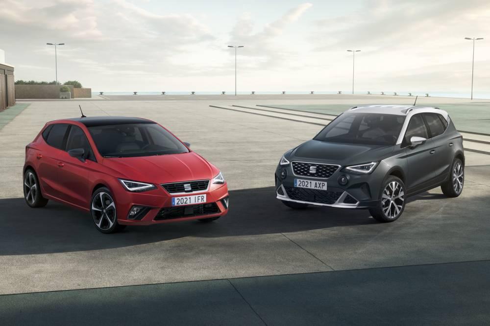 Νέα SEAT Arona και Ibiza με αλλαγές εντός κι εκτός