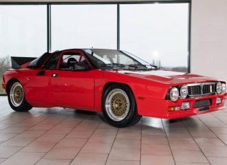 Πωλείται η απολύτως πρώτη Lancia 037