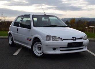 Πόσο πωλήθηκε Peugeot 106 Rallye με 144.000 χλμ.;