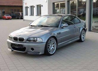 Γνήσια BMW M3 CSL προκαλεί τους κουμπαράδες