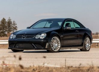 Mercedes CLK 63 AMG Black Series σαν καινούργια