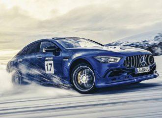 Οι Mercedes-AMG φορτίζουν ενώ ντριφτάρεις! (+video)