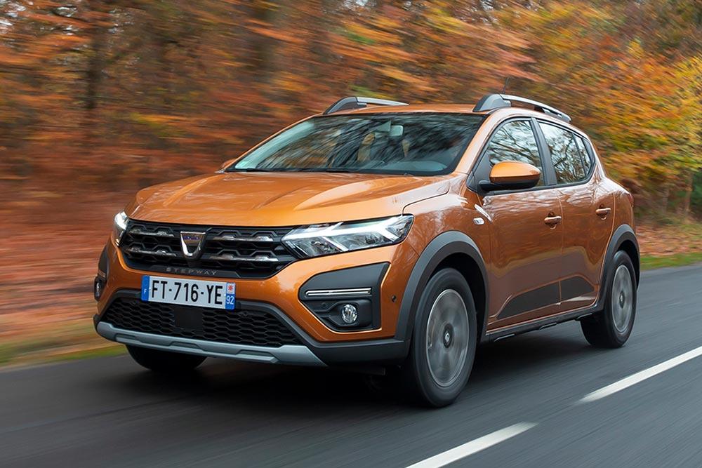 Ήρθε το νέο Dacia Sandero σε πολύ χαμηλές τιμές