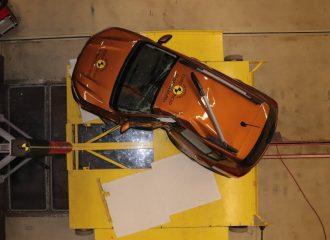 Tα νέα Crash tests του Euro NCAP! (+video)