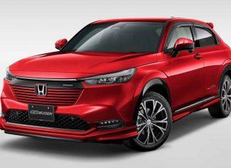Η Mugen βελτιώνει το νέο Honda HR-V