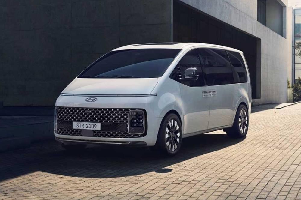 Τα τεχνικά χαρακτηριστικά του Hyundai Staria