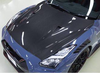 Γιατί το καπό του νέου Nismo GT-R είναι άβαφο;