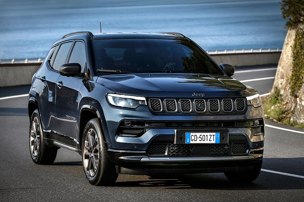 Οι τιμές του νέου Jeep Compass στην Ελλάδα