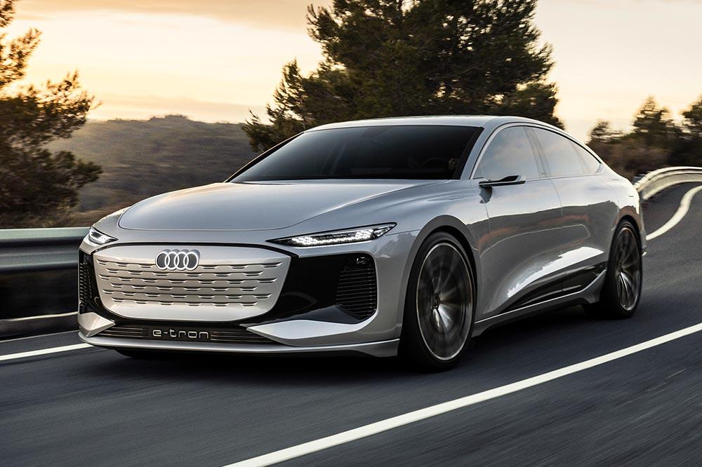 Το Audi A6 e-tron προαναγγέλλει το νέο Α6!