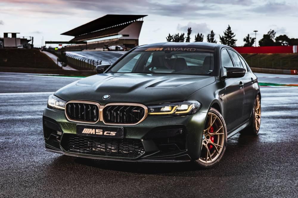 Δωράκι BMW M5 CS για τον πιο καμικάζι του MotoGP