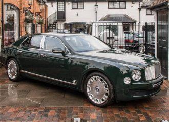Βασιλική Bentley αναζητά ανάκτορο