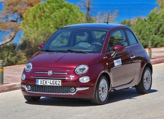 Δοκιμή Fiat 500 1.0 70 hp Hybrid Dolcevita