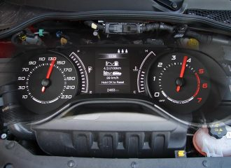 Ποιο αυτοκίνητο έχει το μικρότερο ντίζελ κινητήρα;