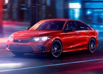 Το νέο Honda Civic αποκαλύπτεται πλήρως