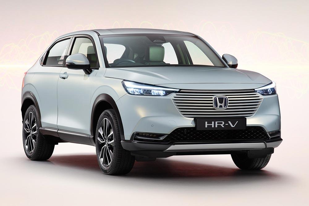 Εξηλεκτρίστηκε και το νέο Honda HR-V