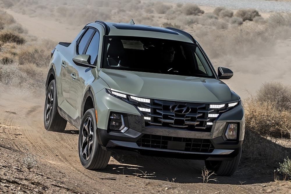 Το νέο «αγροτικό» SUV Hyundai Santa Cruz (+video)