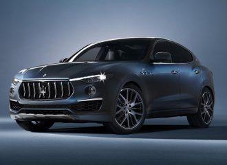 Νέα υβριδική Maserati Levante 2.0 λτ. 330 PS