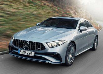 Νέα Mercedes CLS και με υβριδικό diesel