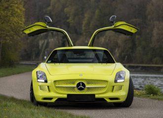 Ηλεκτρική Mercedes SLS στην τιμή 3 νέων Black Series!