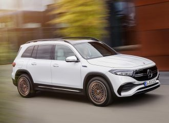 Νέα Mercedes EQB: Η ηλεκτρική GLB