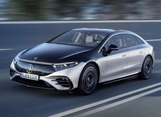 Mercedes EQS: Ηλεκτρική S-Class με 770 χλμ. αυτονομία!
