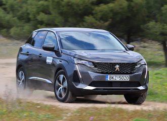 Δοκιμή Peugeot 3008 1.2 PureTech 130 EAT8