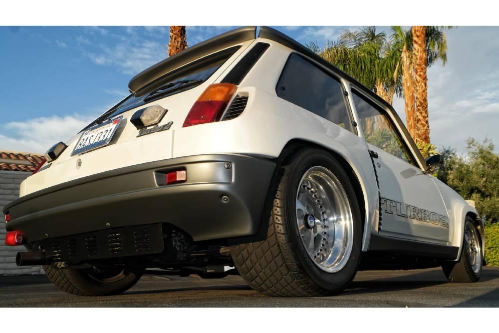 Μοναδικό Renault 5 Turbo με μοτέρ Mazda RX-7!