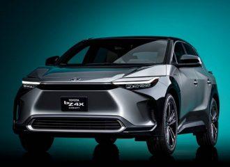 Το νέο Toyota bZ4X είναι το ηλεκτρικό RAV4
