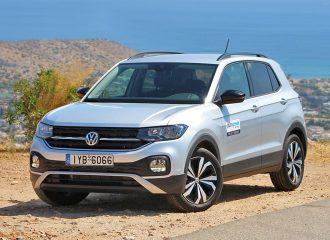 Ευκαιρίες VW T-Cross σε τιμές από 18.254 ευρώ