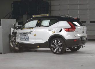 Νέο ορόσημο κορυφαίας ασφάλειας για τη Volvo