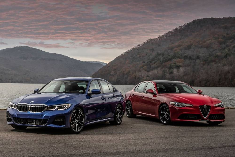 Alfa Romeo: «Έχουμε ίδια ποιότητα με τους Γερμανούς»