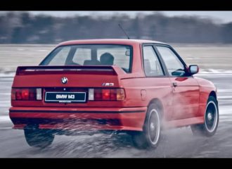 Η ξεχωριστή BMW M3 E30 Johnny Cecotto (+video)