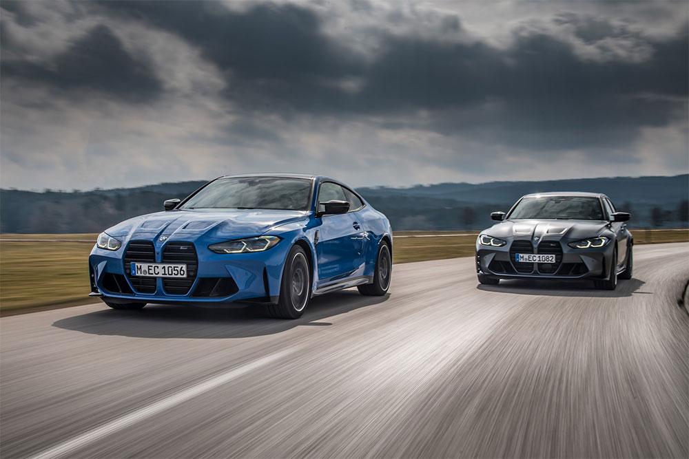 Έφτασαν οι 4κίνητες BMW M3 & M4!