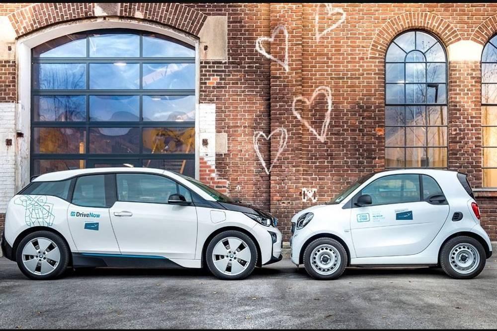 Συμμαχία BMW-Mercedes για την ηλεκτροκίνηση