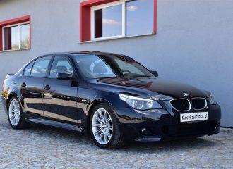 «Κούκλα» BMW 530i Ε60 σε κατάσταση καινούργιας!