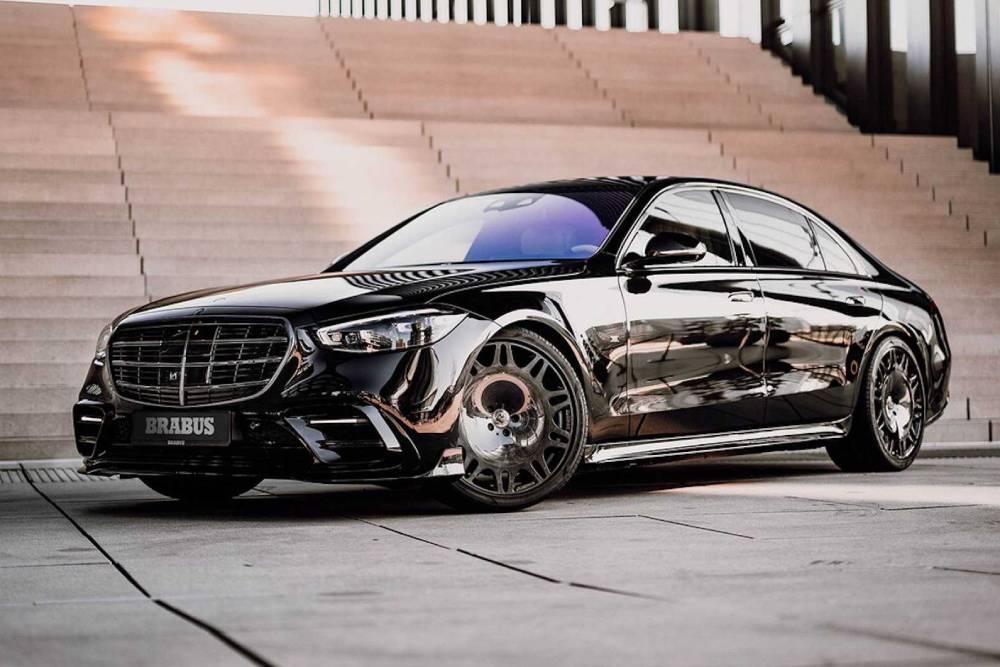 Η Brabus κάνει τη Mercedes S500 φόβητρο