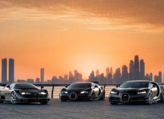 Ιστορικό ρεκόρ πωλήσεων για τη Bugatti
