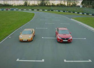 Πόσο ταχύτερο είναι το Civic Type R από το NSX MK1;