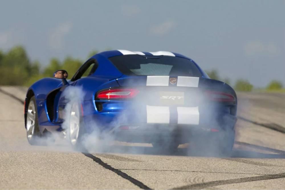 H Dodge έχει πουλήσει 2 ολοκαίνουργια Viper φέτος!